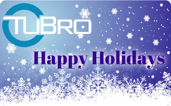 Happy Holidays from TuBro