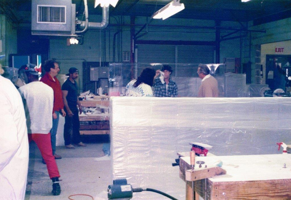 TuBro Company Shop in the 1980s